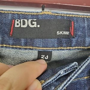BDG Jeans - Urban Outfitters BDG Skinny Jeans Size 23